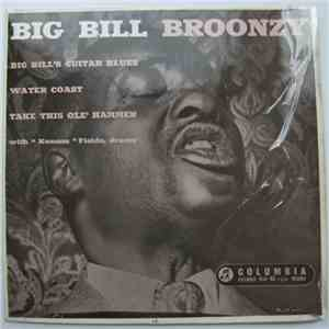Big Bill Broonzy - Big Bill's Guitar Blues mp3 album