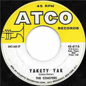 The Coasters - Yakety Yak mp3 album