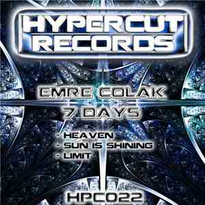 Emre Colak - 7 Days mp3 album