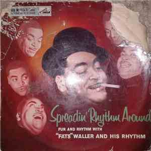 """Fats"" Waller & His Rhythm - Spreadin' Rhythm Around mp3 album"