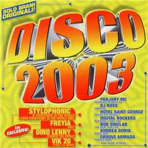 Various - Disco 2003 mp3 album