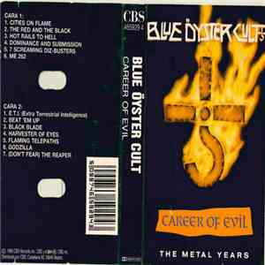 Blue Öyster Cult - Career Of Evil (The Metal Years) mp3 album