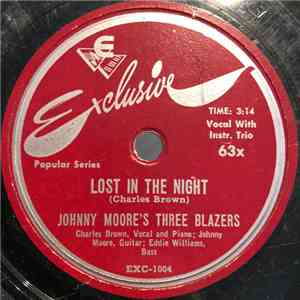 Johnny Moore's Three Blazers - Lost In The Night / Merry Christmas, Baby mp3 album