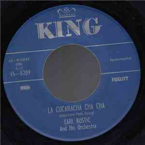 Earl Bostic And His Orchestra - La Cucaracha Cha Cha / Dancing In The Dark mp3 album