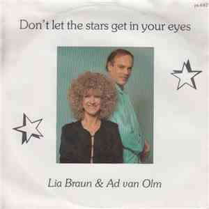 Lia Braun & Ad Van Olm - Don't Let The Stars Get In Your Eyes mp3 album