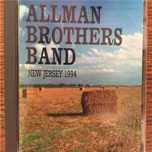 The Allman Brothers Band - New Jersey 1994 mp3 album