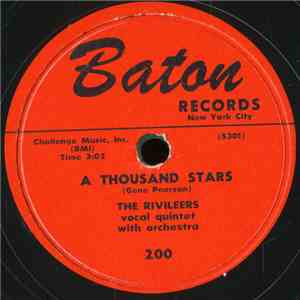 The Rivileers - A Thousand Stars / Hey Chiquita! mp3 album