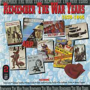 Various - Remember The War Years mp3 album