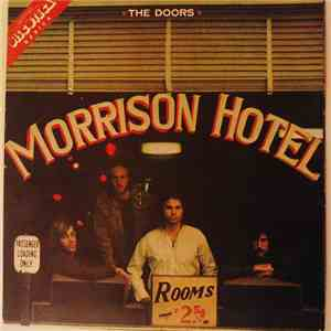 The Doors - Morrison Hotel mp3 album