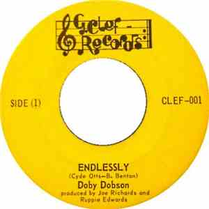 Doby Dobson - Endlessly / Your New Love mp3 album