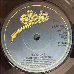 Sly & The Family Stone - Dance To The Music mp3 album