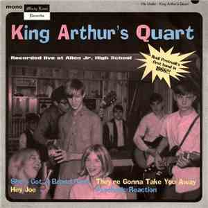 King Arthur's Quart - Live At Allen Jr. High School mp3 album