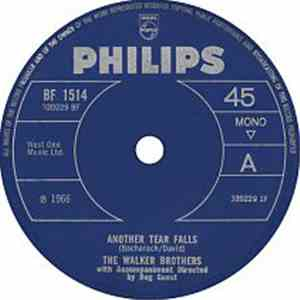 The Walker Brothers - Another Tear Falls mp3 album