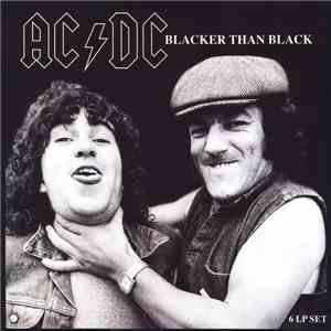 AC/DC - Blacker Than Black mp3 album