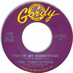 The Temptations - You're My Everything / I've Been Good To You mp3 album
