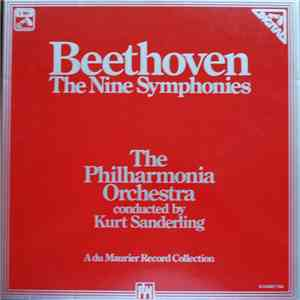 Beethoven - Philharmonia Conducted By Kurt Sanderling - The Nine Symphonies mp3 album