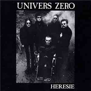 Univers Zero - Heresie mp3 album