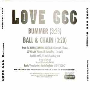 Love 666 - Bummer mp3 album