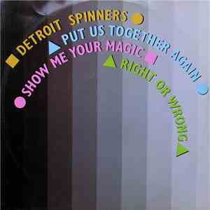 The Detroit Spinners - Put Us Together Again mp3 album