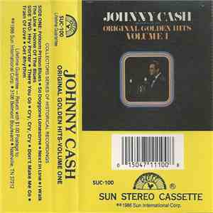Johnny Cash & The Tennessee Two - Original Golden Hits Volume I mp3 album