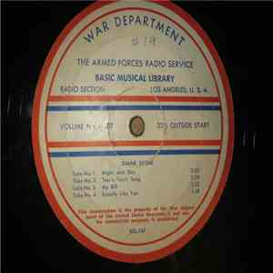 Dinah Shore / Glen Gray - The Armed Forces Radio Service - Basic Music Library mp3 album