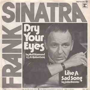 Frank Sinatra - Dry Your Eyes mp3 album