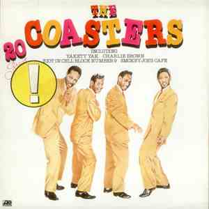 The Coasters - 20 Great Originals mp3 album