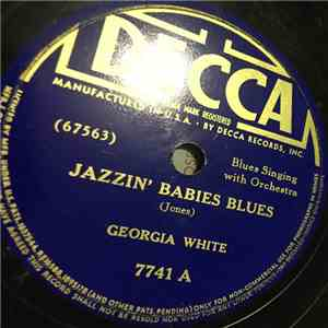 Georgia White - Jazzin' Babies Blues / Late Hour Blues mp3 album