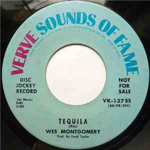 Wes Montgomery - Tequila / Goin' Out Of My Head
